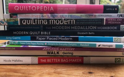 GillyMac Top 10 Sewing Books To Gift or Receive in 2020