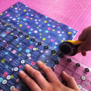 Best way to cut fabric
