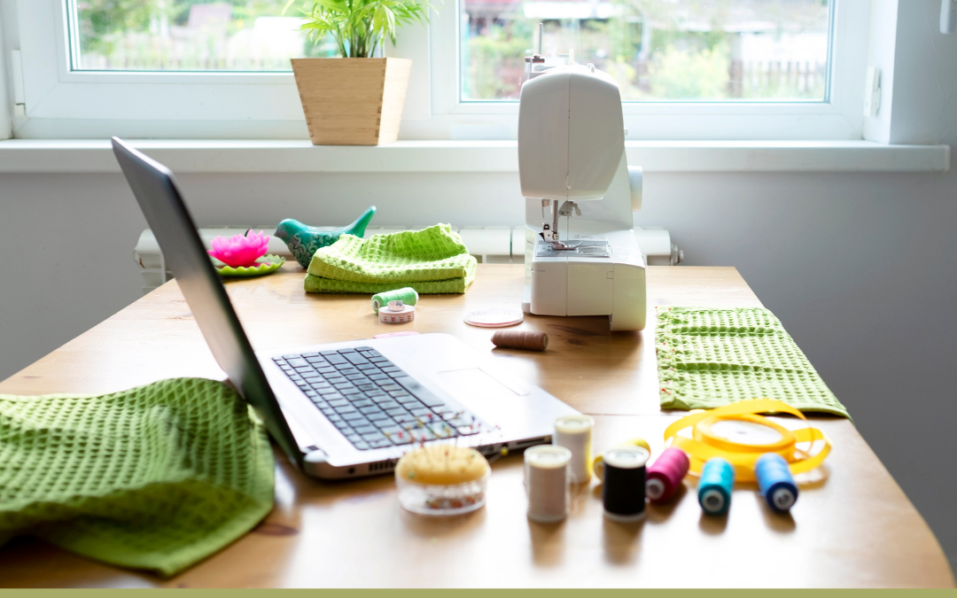 GillyMac Top 10 Tips For Learning To Sew