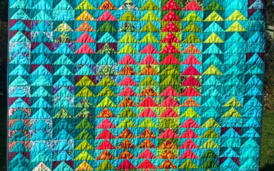 How To Create A Temperature Quilt