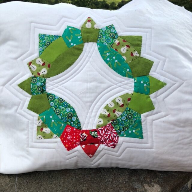 What do I need to start quilting with my sewing machine?